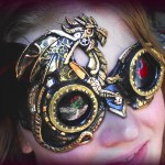Steampunk Dragon Goggles