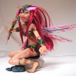 Dragonfly Fairy Figurine
